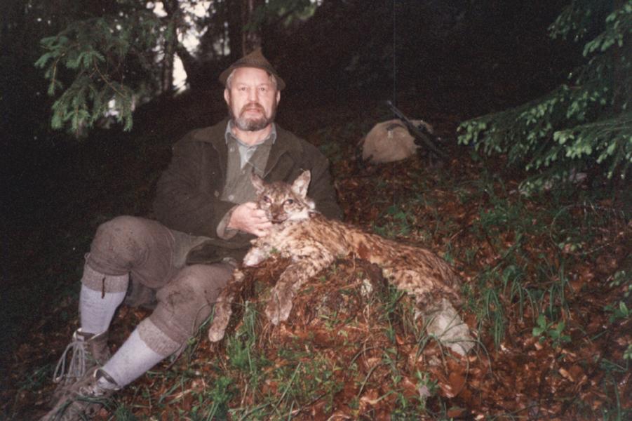 Sample Photo for Eurasian Lynx