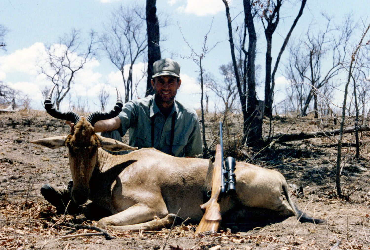 Sample Photo for Coke Hartebeest