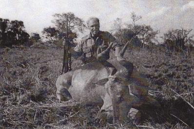 Sample Photo for Lichtenstein Hartebeest