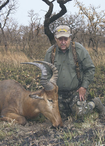 Sample Photo for Western Hartebeest