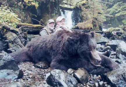 Sample Photo for Alaska Brown Bear