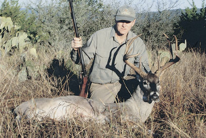 Sample Photo for Texas White-tailed Deer (typical)