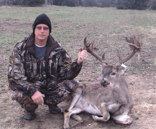 Sample Photo for Texas White-tailed Deer (non-typical)