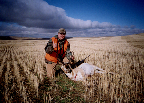 Sample Photo for Pronghorn