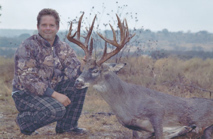 Sample Photo for Texas White-tailed Deer (non-typical)(estate)