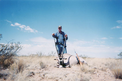 Sample Photo for Gemsbok (free range)