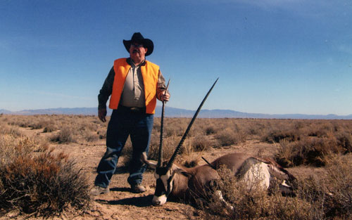 Sample Photo for Gemsbok (free range)